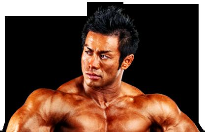 IFBBプロボディビルダー山岸秀匡選手:胸&カーフワークアウト
