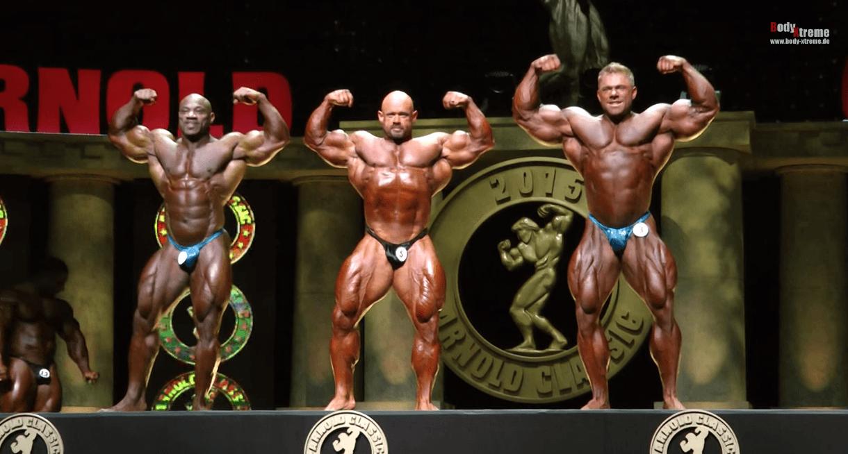 【写真・動画】アーノルドクラシック(プロ)2015の結果を6位から紹介!ブランチウォーレン、デキスタージャクソン