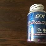 「クレアルカリンEFX」を実際に使って体感した効果をレビュー!普通のクレアチンよりも良いですよ
