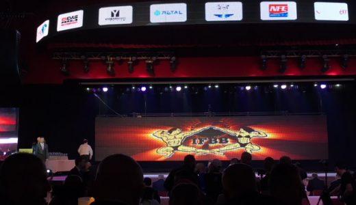2017年「ボディビル世界選手権」の結果:ボディビル鈴木雅選手は4位、フィジーク佐藤正悟選手が準優勝