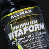 【レビュー】オールマックス(ALLMAX)「プレミアム・ビタフォーム」は男性トレーニーの必需品