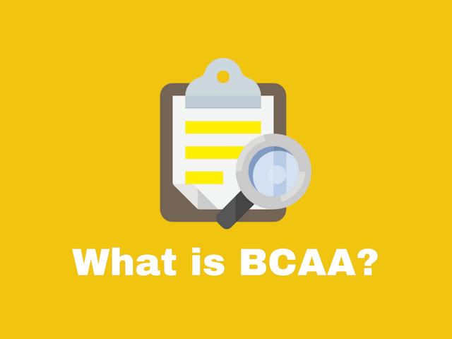 bcaaとは何か