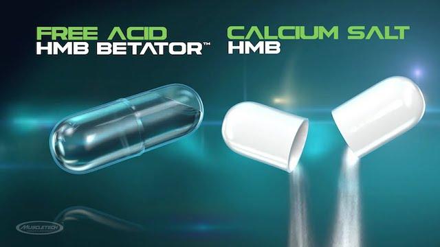 一般的なHMBが粉状なのに対し、クリアマッスルは液体