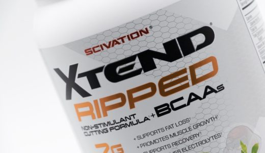 減量用「エクステンドRipped」効果レビュー:本当に痩せるのか?
